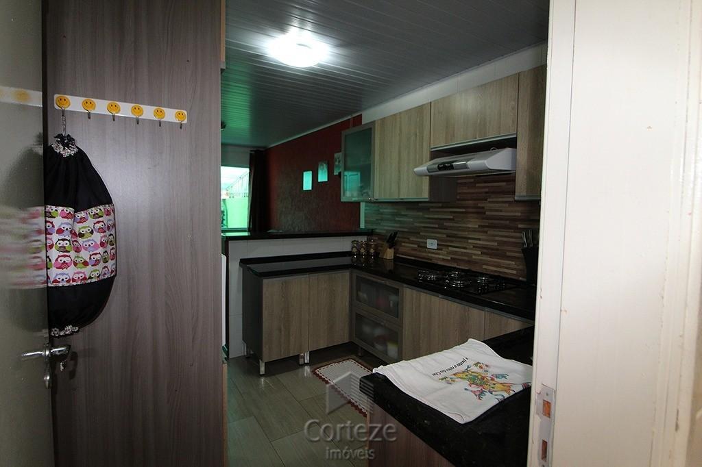 Casa em Piraquara com 3 quartos