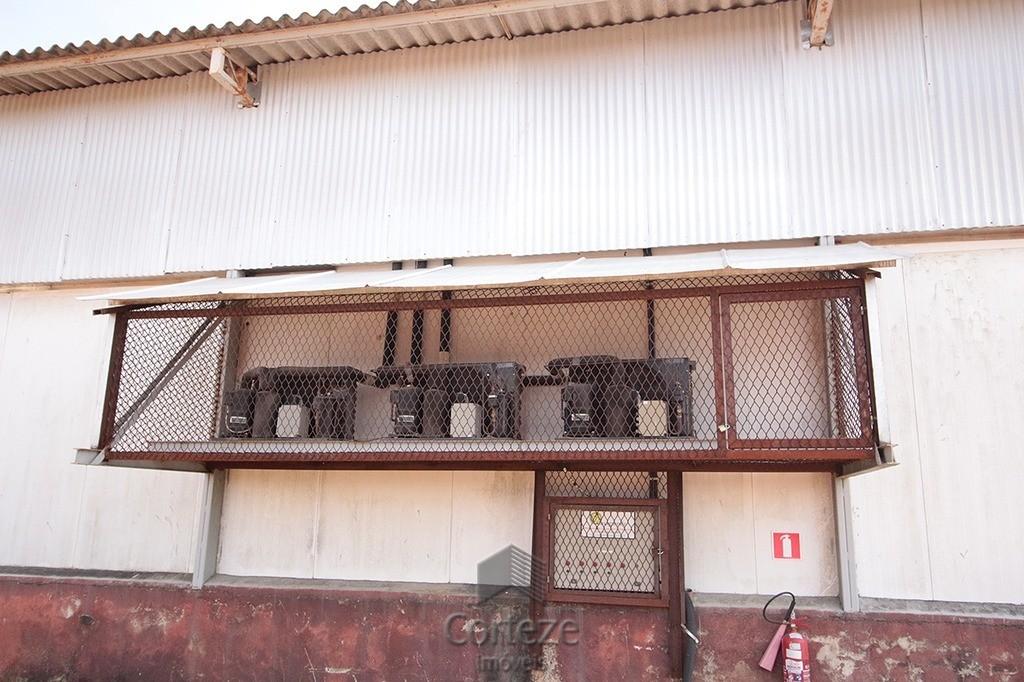 Barracão com Instalação para Frigorífico no Ipê