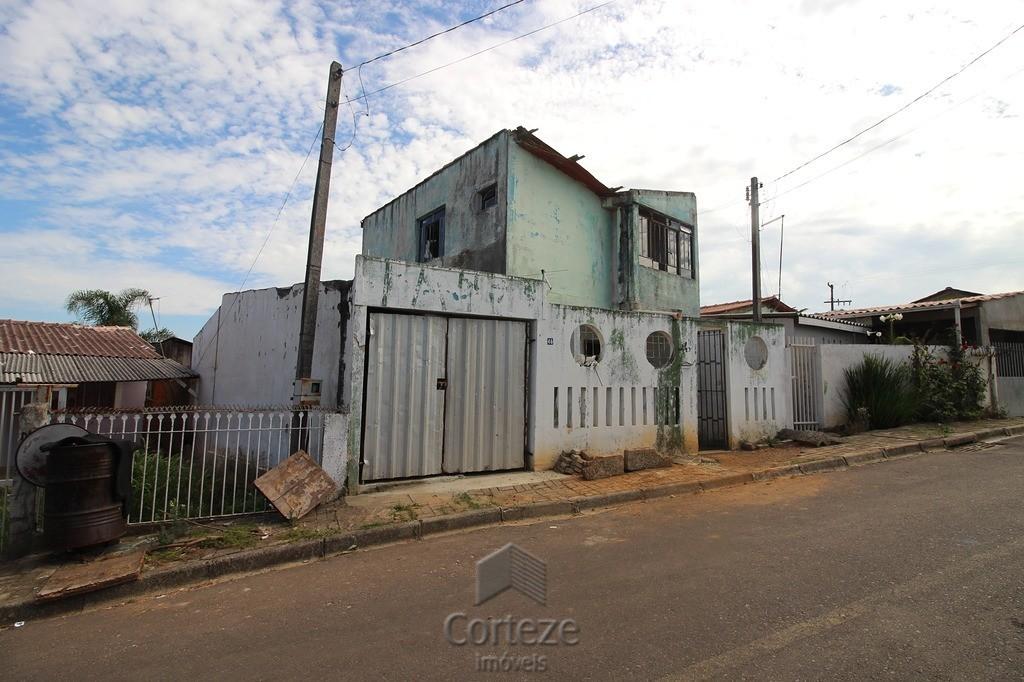 Sobrado com 2 quartos no bairro Gralha Azul